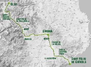 Mapa TW14 Girona