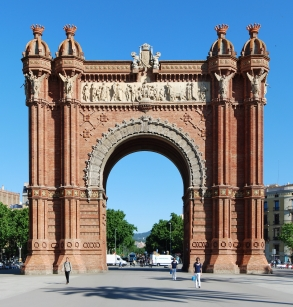 Arc de Triomf